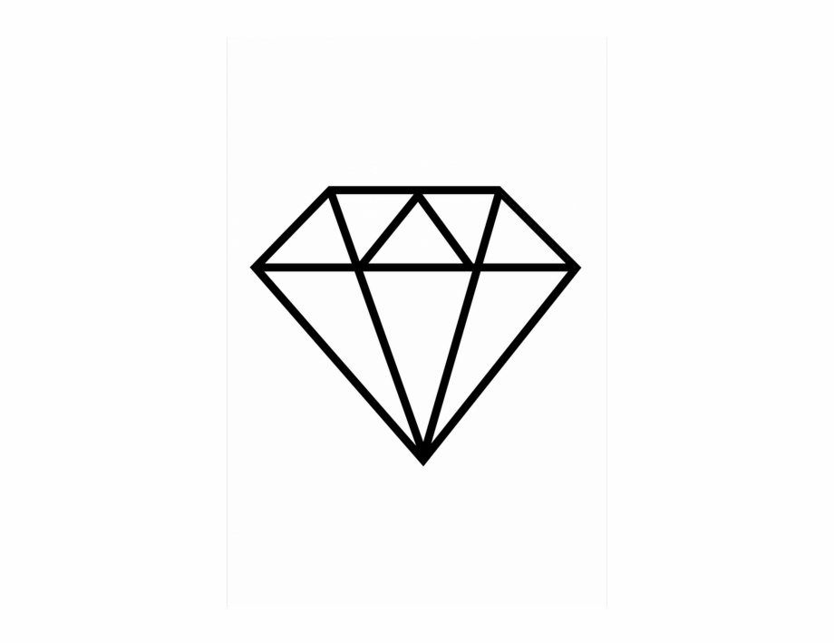 Vector diamond clipart clip art black and white download Diamond Vector Free PNG Images & Clipart Download #3346824 ... clip art black and white download