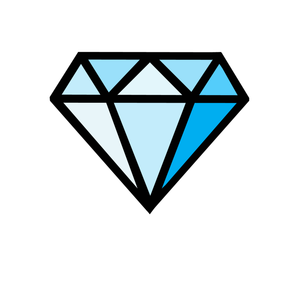 Vector diamond clipart graphic freeuse library Pin by Hopeless on Clipart in 2019 | Diamond vector, Diamond ... graphic freeuse library