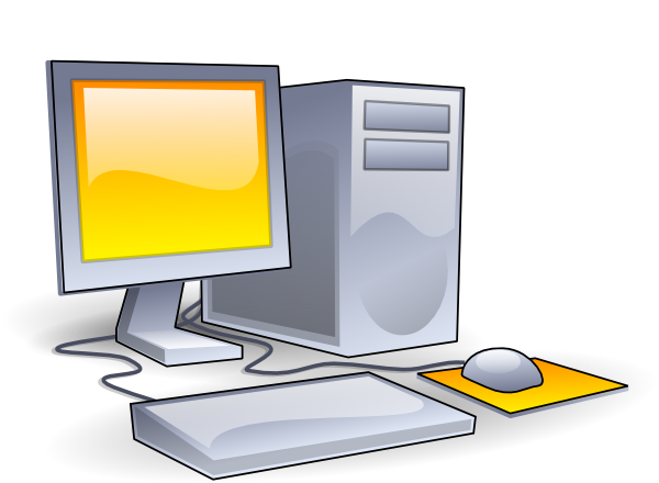 Vector file of computer copyright free clipart jpg library Free Computer Pictures And Images, Download Free Clip Art ... jpg library