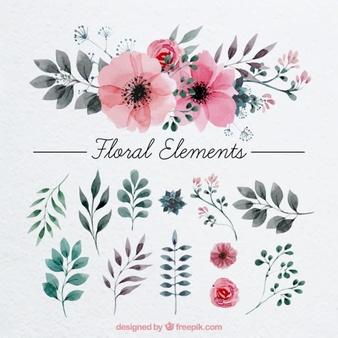 Vector floral vintage clipart clip art stock Floral Vectors, Photos and PSD files | Free Download clip art stock