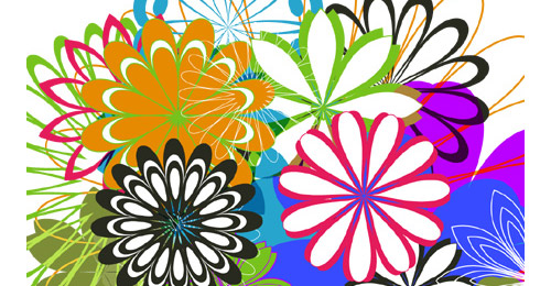 Vector flowers free graphic free download A Collection of Free Adobe Illustrator Floral Vector Files | Naldz ... graphic free download