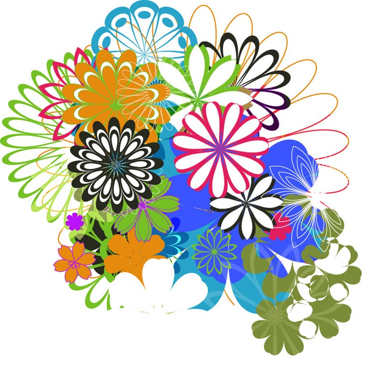 Vector flowers free jpg transparent library Flower Vector » Blog Archive » Free Vector Flowers jpg transparent library