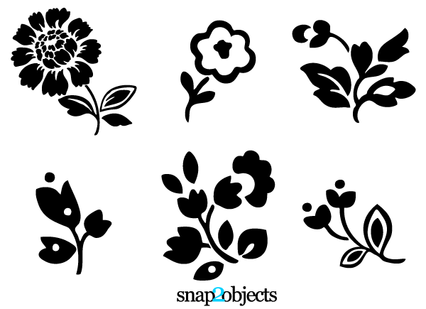 Vector flowers free picture royalty free Free Vector Flower | 123Freevectors picture royalty free
