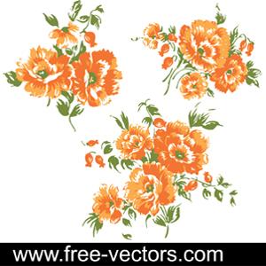 Vector flowers free png black and white stock flower vector - 60 Free Vectors to Download | freevectors.net png black and white stock