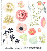 Vector flowers free png freeuse Flowers Free Vector Art - (8253 Free Downloads) png freeuse