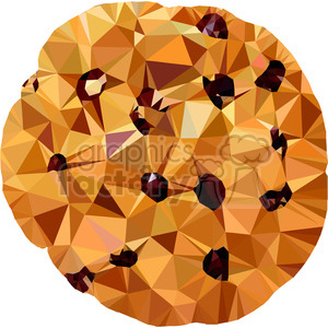 Vector geometry clipart clipart free download Choc chip cookie triangle art geometry geometric polygon vector graphics RF  clip art images clipart. Royalty-free clipart # 397317 clipart free download