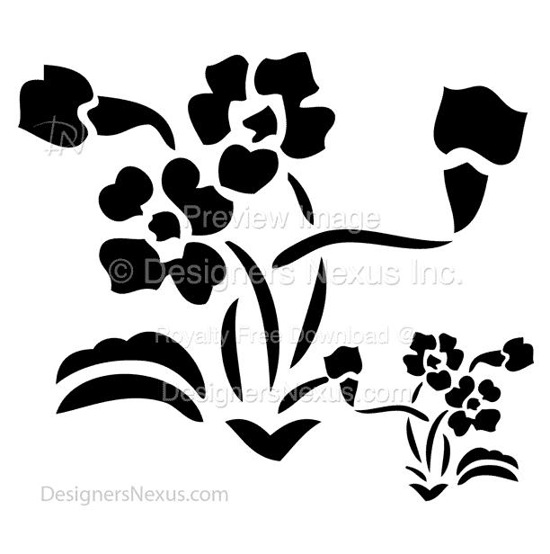 Vector graphics clipart free download clip library Free Downloads: Floral Clip Art & Vector Flower Graphics clip library