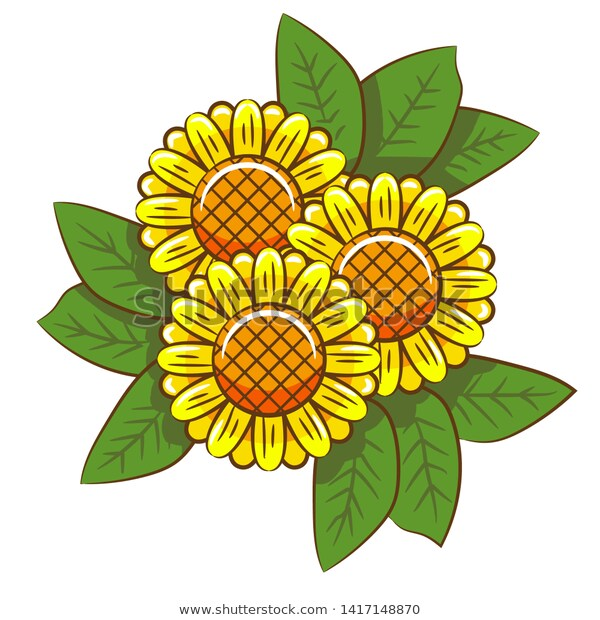 Vector graphics sunflower clipart graphic free download sunflower clipart ,sunflower vector ,sunflower design ... graphic free download