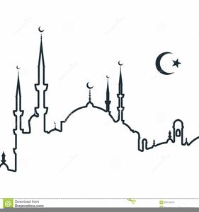 Vector masjid clipart jpg free download Mosque Clipart Vector Free Download | Free Images at Clker ... jpg free download