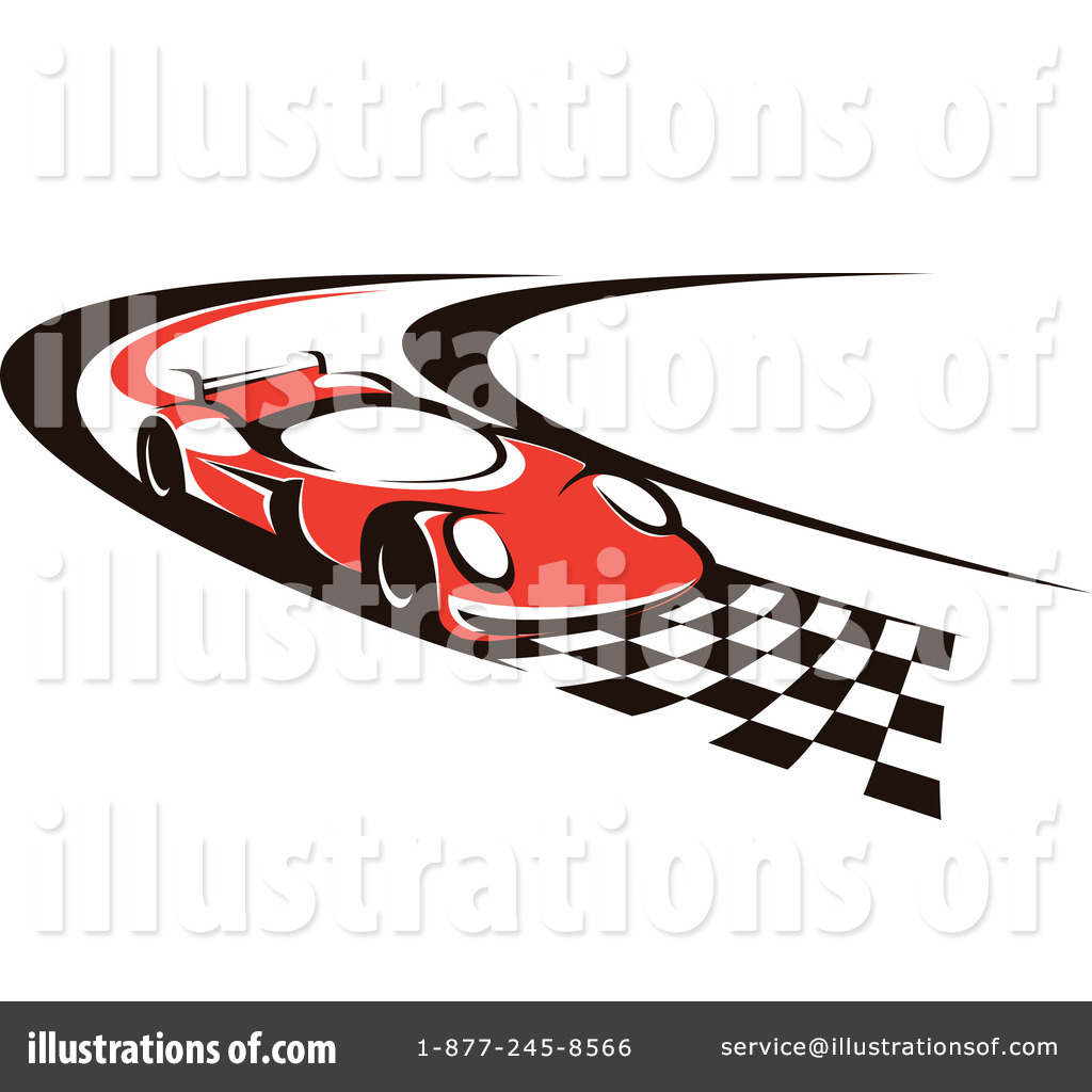 Vector racing and motorsports clipart banner free library Motorsports Clipart #1201649 - Illustration by Vector ... banner free library