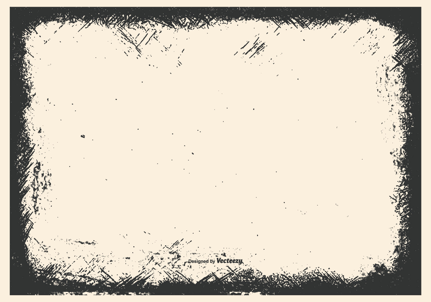 Vector rustic frame clipart picture library library Grunge Border Free Vector Art - (16,303 Free Downloads) picture library library