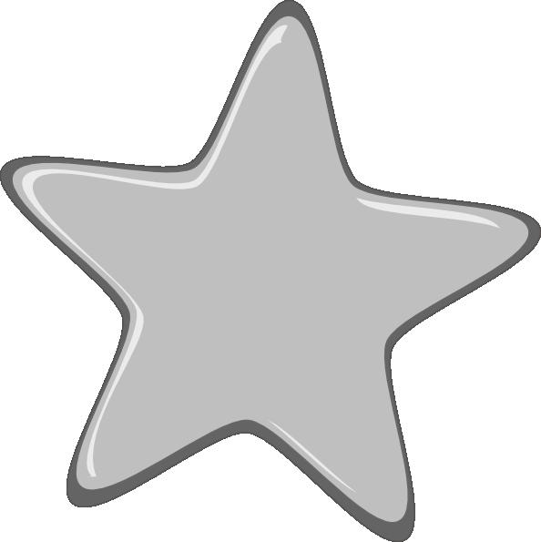 Vector star clipart clip library stock Silver Star Clip Art at Clker.com - vector clip art online, royalty ... clip library stock