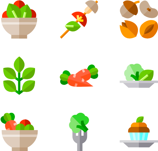 Vegan clipart free picture royalty free stock Vegan Food Dishes Clipart - Full Size Clipart (#2331191 ... picture royalty free stock
