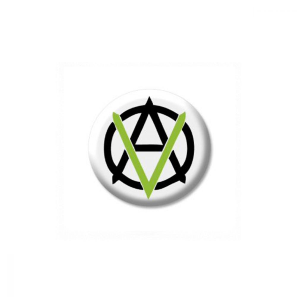 Veganarchy clipart jpg royalty free library Veganarchy (2) – Button jpg royalty free library