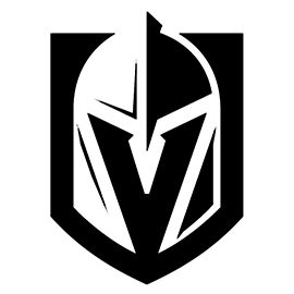 Vegas golden knights clipart clip art freeuse NHL - Vegas Golden Knights Logo Stencil | Free Stencil ... clip art freeuse