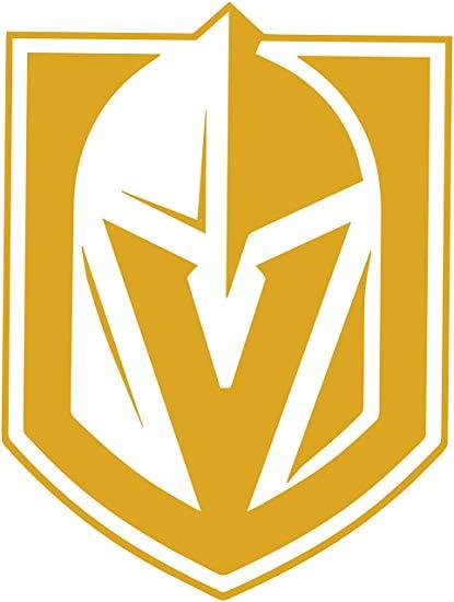 Vegas golden knights clipart graphic transparent stock Amazon.com: Maple Enterprise Vegas Golden Knights NHL NFL ... graphic transparent stock