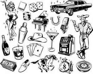 Vegas plane clipart png black and white download Las Vegas Clip Art | Clip Art | Pinterest | Las vegas, Art and ... png black and white download
