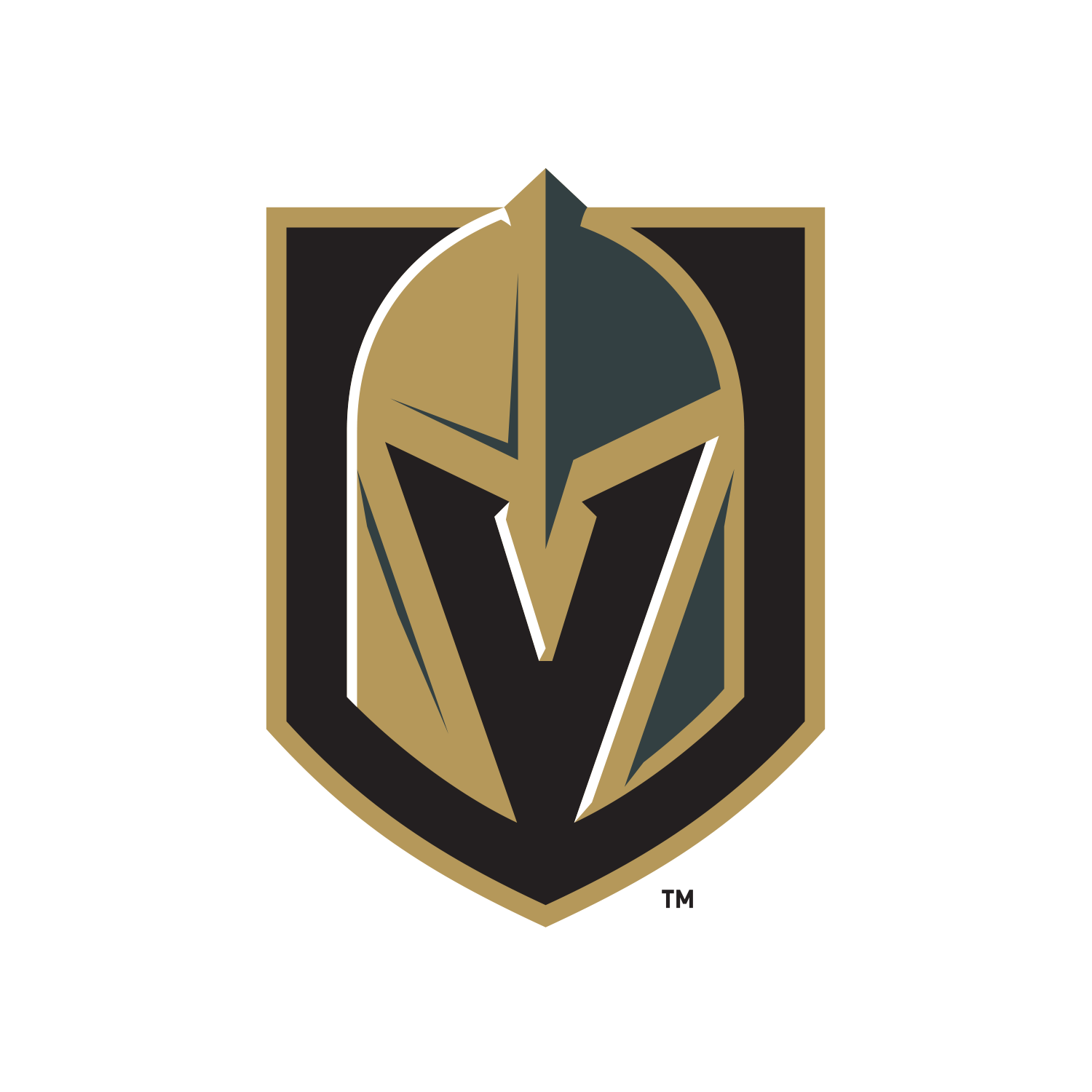 Vegas star clipart clipart library stock Vegas Golden Knights Nhl Logo Official clipart library stock