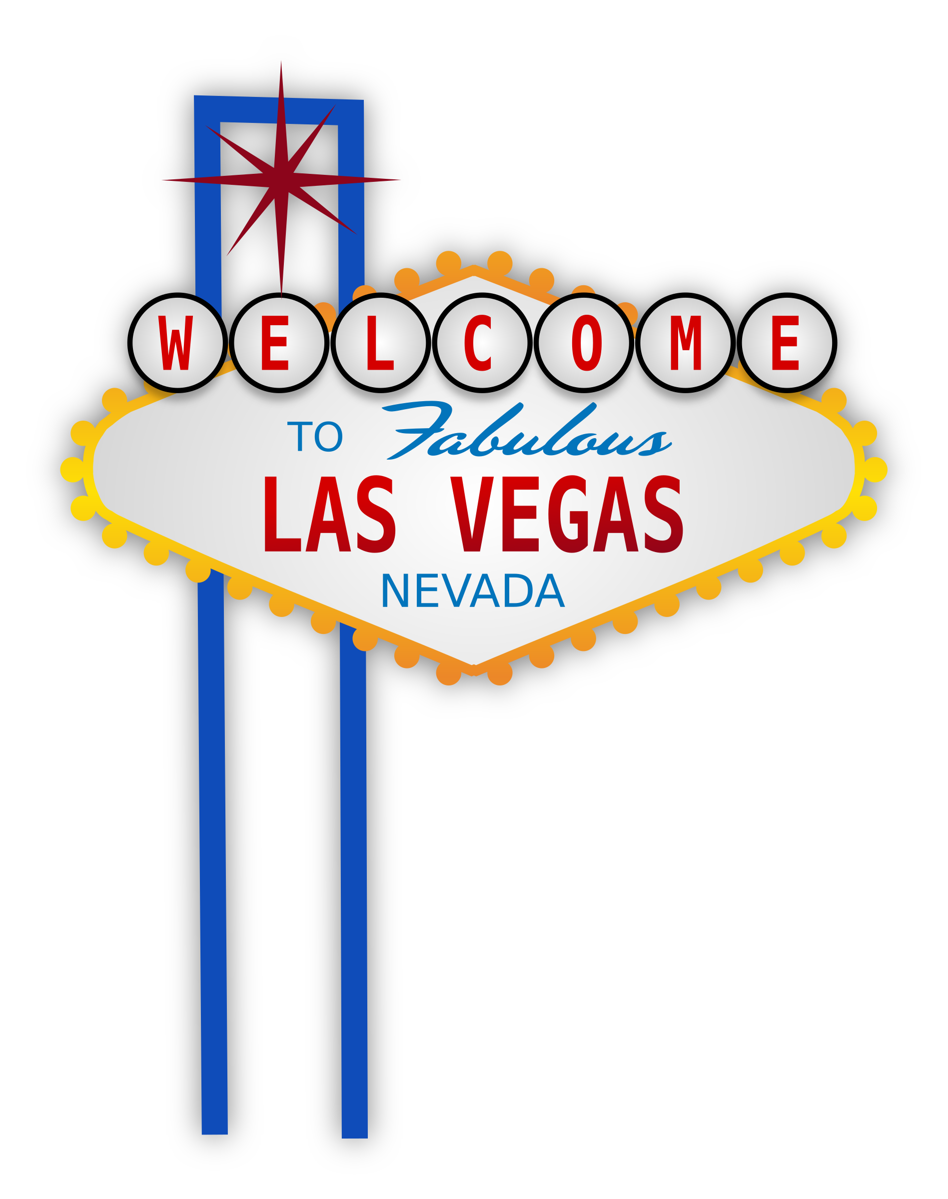 Vegas star clipart clip library download Download Las Vegas Clipart HQ PNG Image | FreePNGImg clip library download