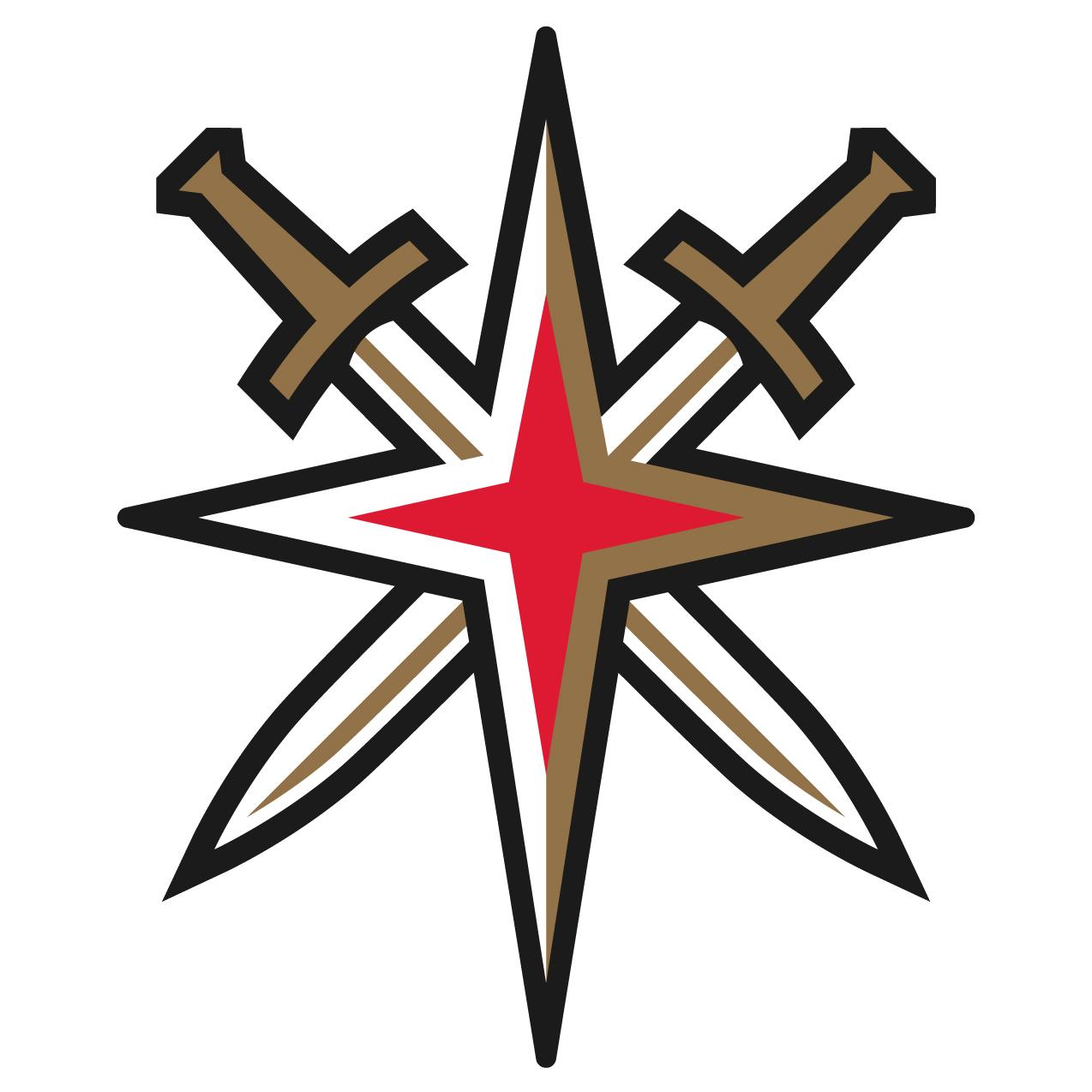 Vegas star clipart clip art freeuse download Vegas Golden Knights Nhl Logo Png clip art freeuse download