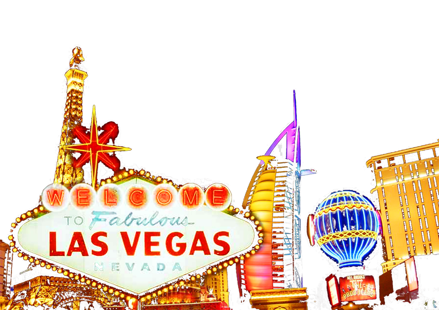 Vegas transparent png clipart graphic royalty free download Welcome to Las Vegas no background image graphic royalty free download