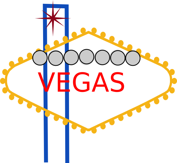 Vegas transparent png clipart clip art freeuse library Welcome to Fabulous Las Vegas sign Clip art - las vegas png ... clip art freeuse library