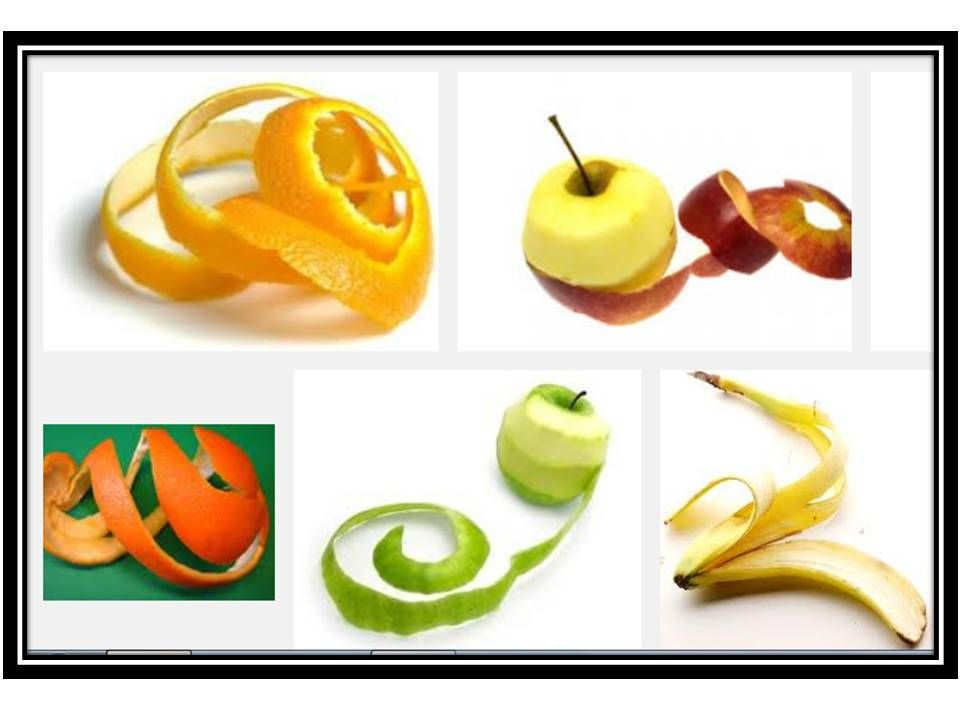 Vegetable fruit peels clipart picture 10 Fruit Peels That Are Healthy To Eat   Health Care Tips ... picture