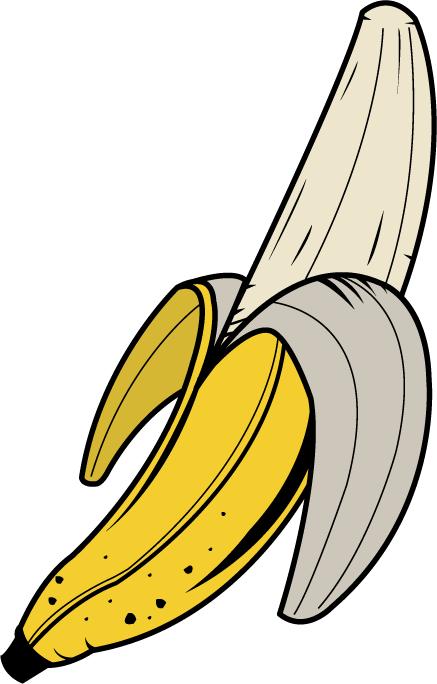 Vegetable fruit peels clipart clip art download Banana Peel Clip Art - Cliparts.co clip art download