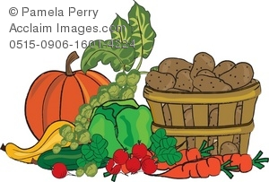 Vegetable stand clipart image royalty free stock vegetable stand clipart & stock photography | Acclaim Images image royalty free stock