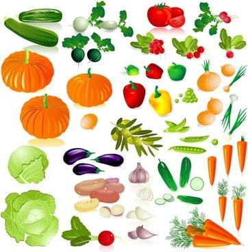 Vegetables clipart vector banner stock Vegetable free vector download (1,072 Free vector) for ... banner stock