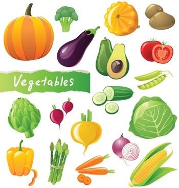 Vegetables clipart vector clip transparent library Vegetable free vector download (1,072 Free vector) for ... clip transparent library