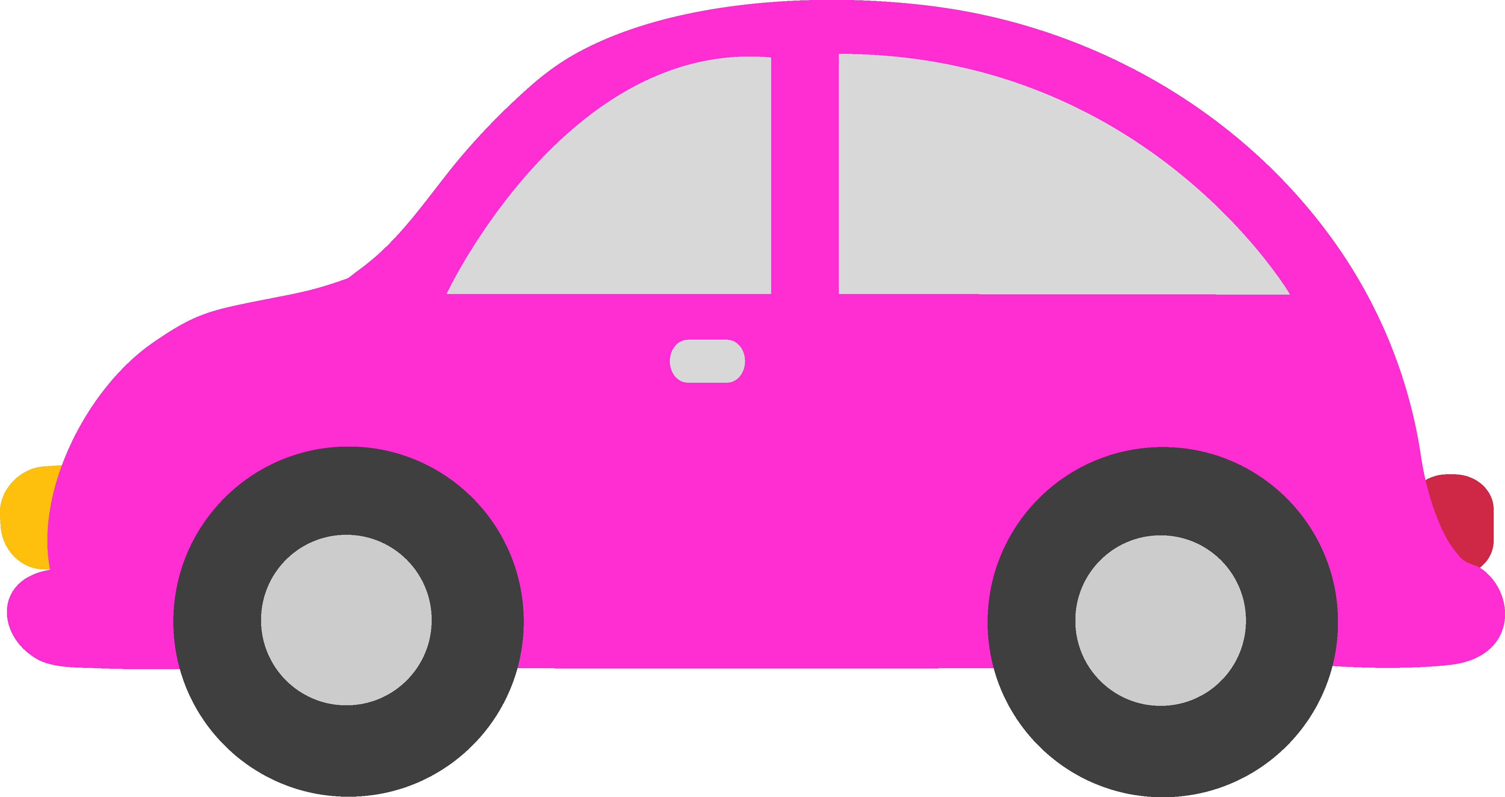 Picsart car clipart image transparent download Pink Toy Car Clipart - Free Clip Art image transparent download