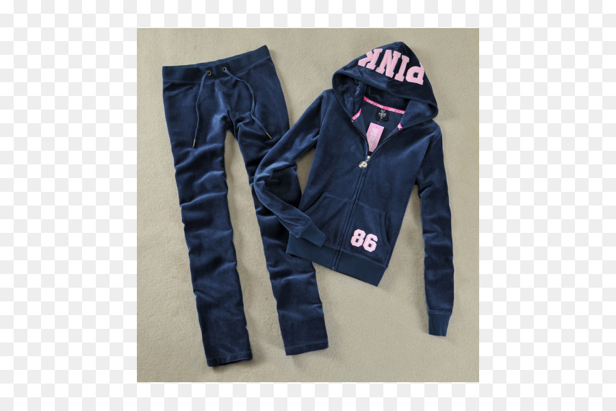 Velour tracksuit clipart banner black and white stock Tracksuit Blue png download - 500*600 - Free Transparent ... banner black and white stock