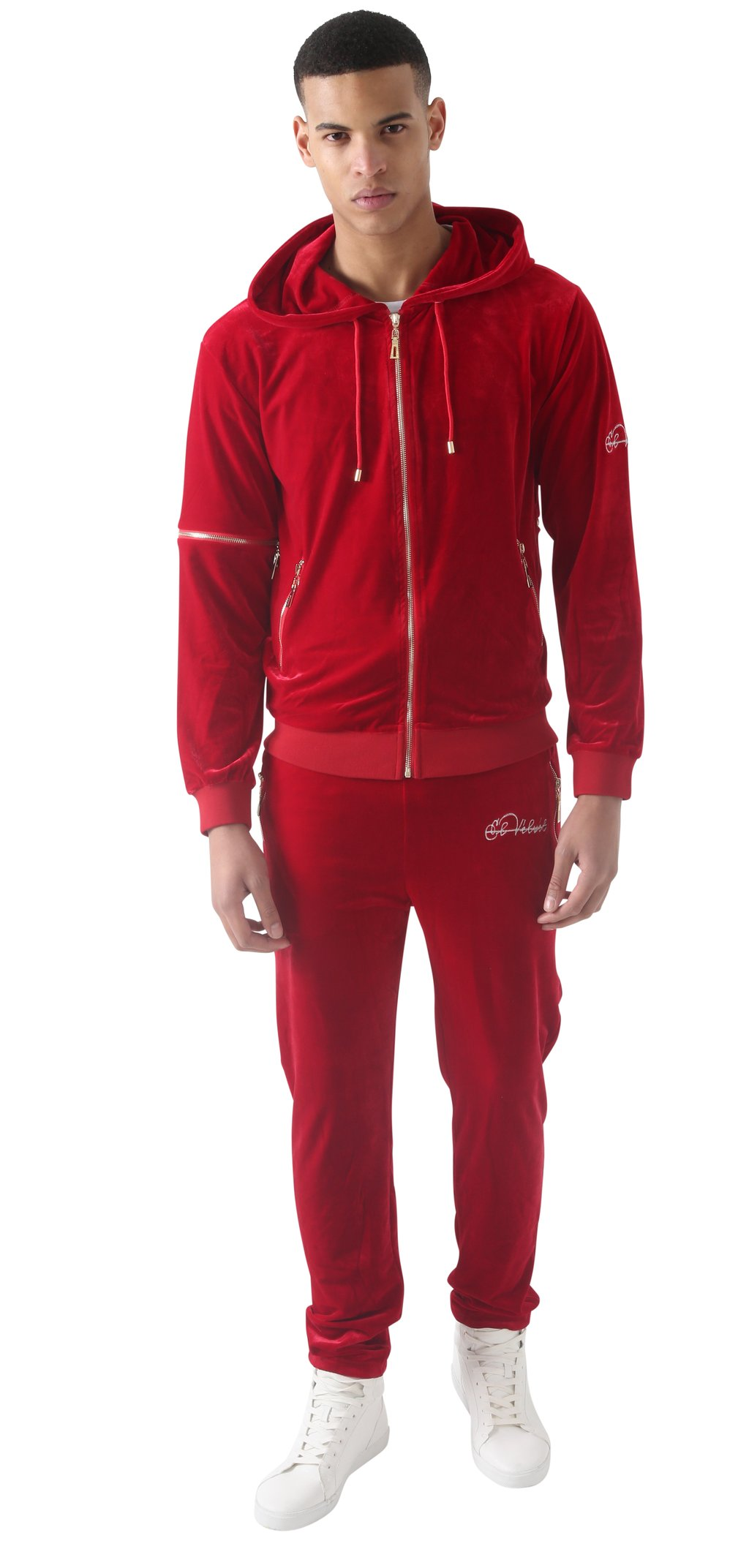 Velour tracksuit clipart image royalty free library El Vélvét | Luxury Clothing image royalty free library