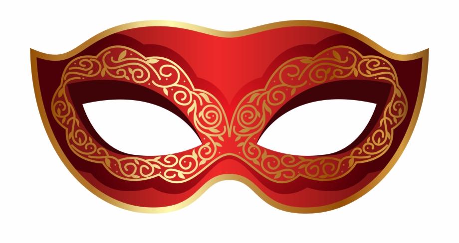 Venetian mask clipart jpg transparent download Masquerade Clipart Red - Clip Art Masquerade Mask Gold ... jpg transparent download