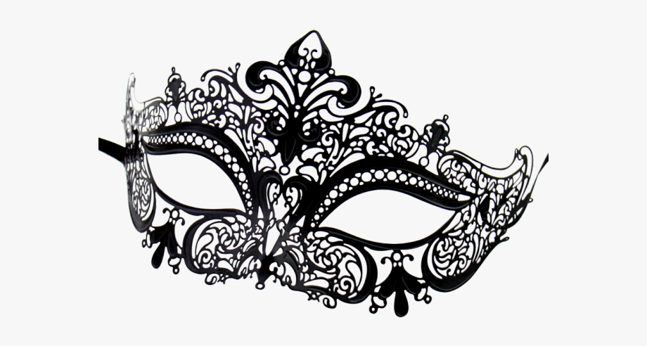 Masquerade mask clipart png white banner transparent download Masquerade Clipart Venetian Mask - Transparent Background ... banner transparent download