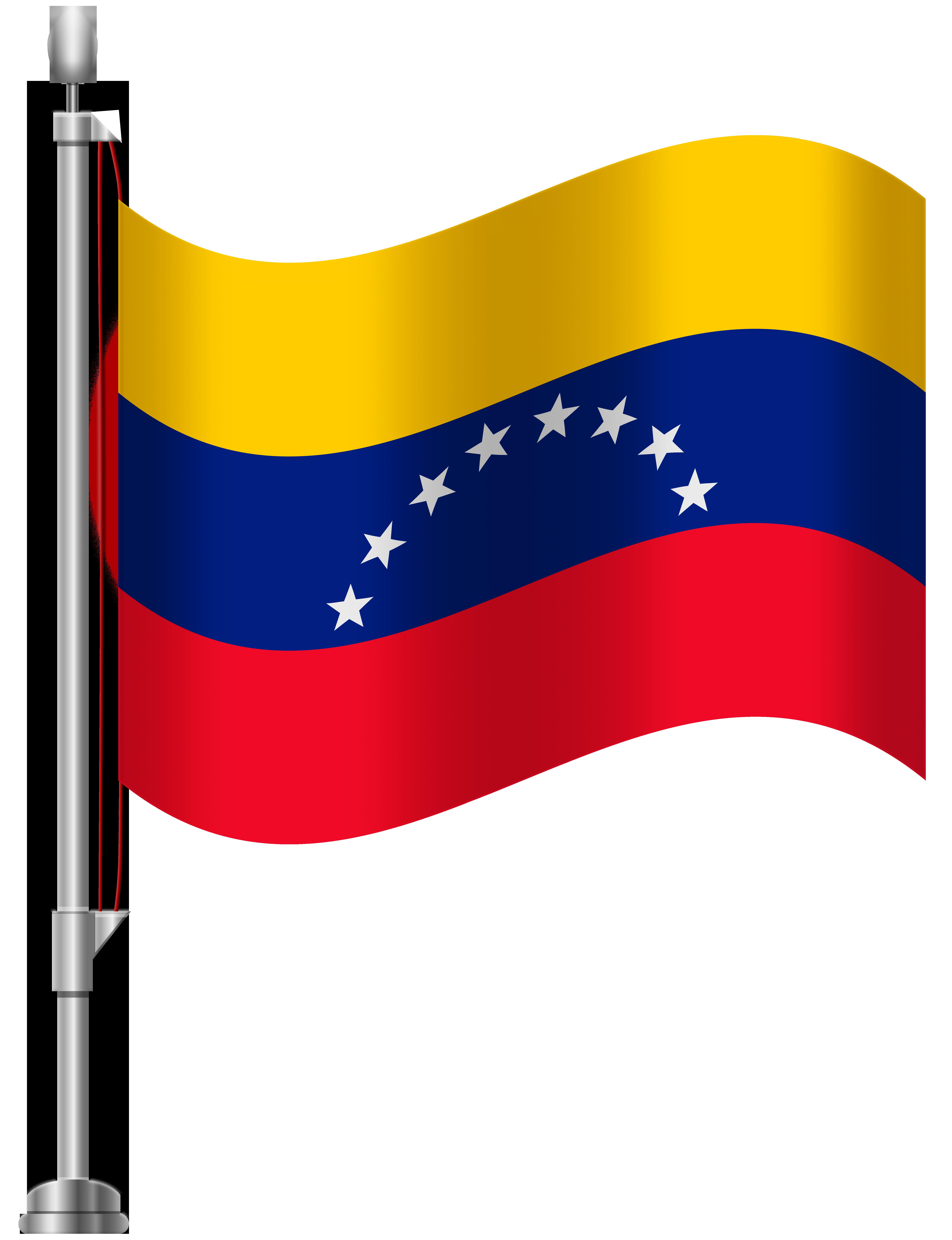 Venezuala clipart image stock Venezuela Flag PNG Clip Art - Best WEB Clipart image stock