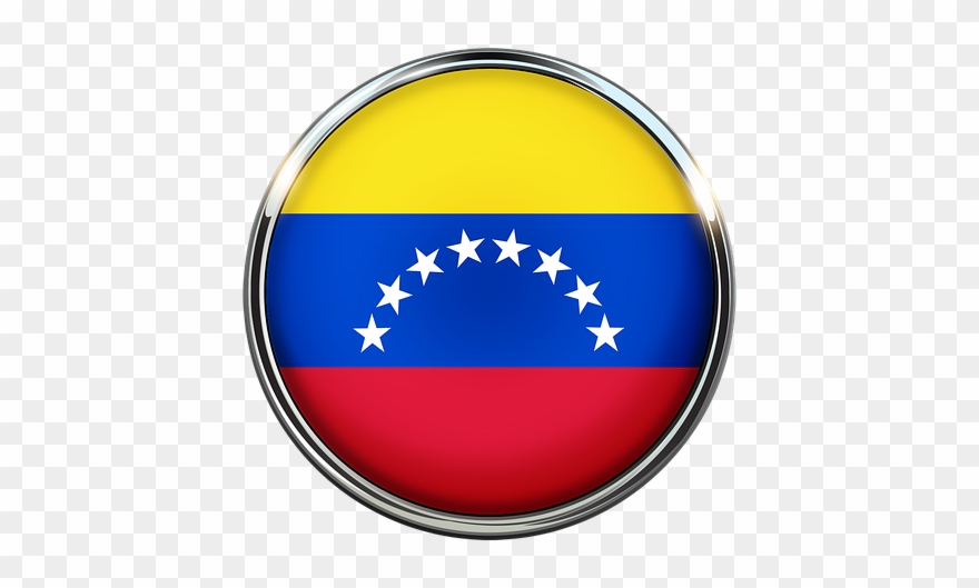 Venezuala clipart jpg freeuse download Venezuela, Flag, Circle, Background Image, Stripes ... jpg freeuse download