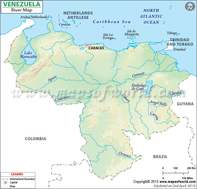 Venezuelan river svg transparent download River Map svg transparent download