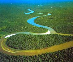 Venezuelan river banner library venezuela , Rio caroni y orinoco. The beauty of nature at the ... banner library