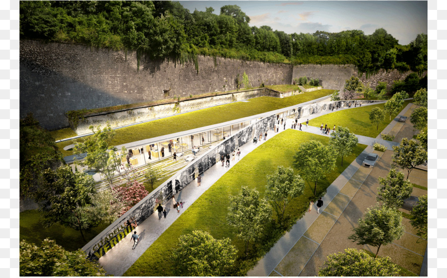 Verdun clipart svg Landscaping Landscape Underground citadel of Verdun Garden ... svg