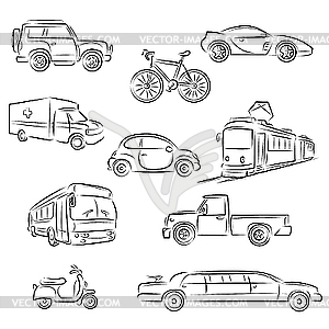 Verkehrschaos clipart svg black and white library Verkehr clipart 12 » Clipart Station svg black and white library