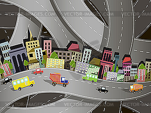 Verkehrschaos clipart graphic transparent download Verkehr clipart 14 » Clipart Station graphic transparent download