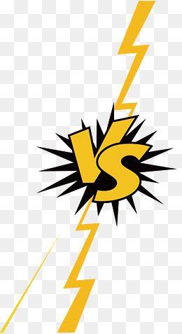 Versus logo clipart transparent clipart royalty free stock 2019 的 Lightning Contrast, Vector Png, Lightning, Lightning ... clipart royalty free stock