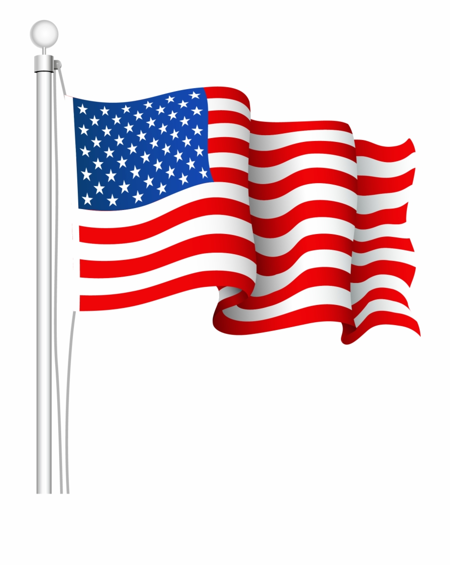 Vertical american flag clipart image transparent stock American Flag Free Flag Clip Art Clipart - Transparent ... image transparent stock