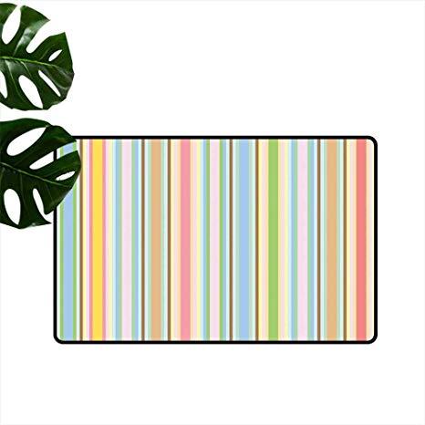 Vertical barcode clipart svg Amazon.com : Anzhutwelve Geometric,Floor mat Pastel Colored ... svg