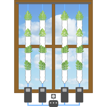 Vertical garden clipart image free Vertical Farming - NEXT.cc image free