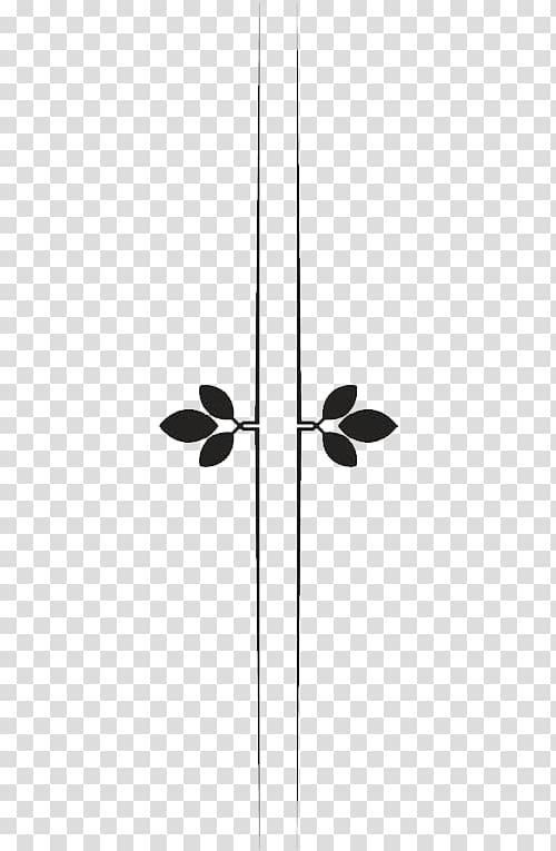 Vertical line clipart png clipart stock Black line and leaf , Line Vertical bar Bertikal, The ... clipart stock