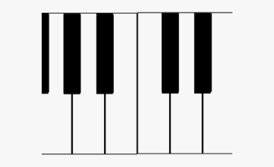 Vertical piano keys clipart clip free stock Piano Keys Cliparts - Musical Keyboard #1291870 - Free ... clip free stock