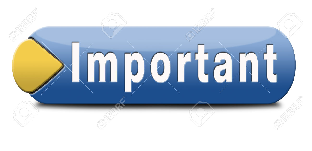 Very important message clipart vector transparent stock Important Information Very Crucial Message Essential And Critical ... vector transparent stock